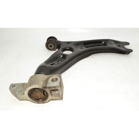 Triangle / Front suspension arm front right side for Audi / Seat / VW / Skoda ref 1K0407152AA / 1K0407152AH /  1K0407152BC