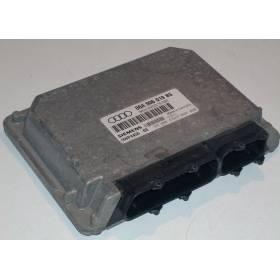 Calculateur moteur pour boite auto pour Audi A3 1L6 SR ref 06A906019AM réf siemens 5WP4380 04