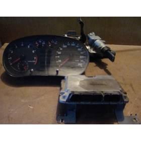 Calculateur moteur pour Audi A3 8L 1L8 125 cv AGN ref 06A906018C / 06A906018BS / 06A997018BX / ref Bosch 0261204950