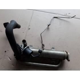 Refroidisseur pour recirculation des gaz d'échappement 2L TDI BMN / BUY ref 03G131512AE / 03G131512AP