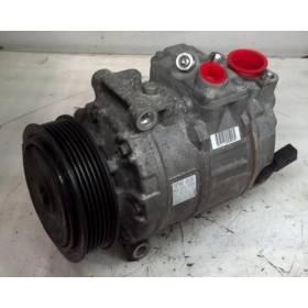Compresseur de clim / climatisation pour Audi / Seat / VW / Skoda ref 1K0820803G / 1K0820803Q / 1K0820859QX / 1K0820803S