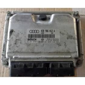 Calculateur moteur pour Audi 1L9 TDI ref 038906012A / 0281001409