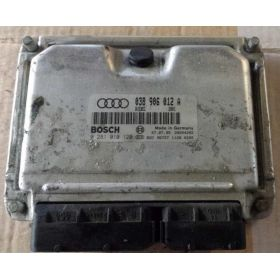 Engine control / unit ecu motor for Audi 1L9 TDI ref 038906012A / 0281001409