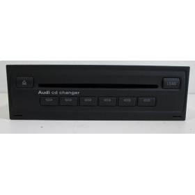 Chargeur cd pour Audi A6 / S6 / A8 / S8 ref 4E0035111 / 4E0910111 / 4E0035111X / 4E0035111 X