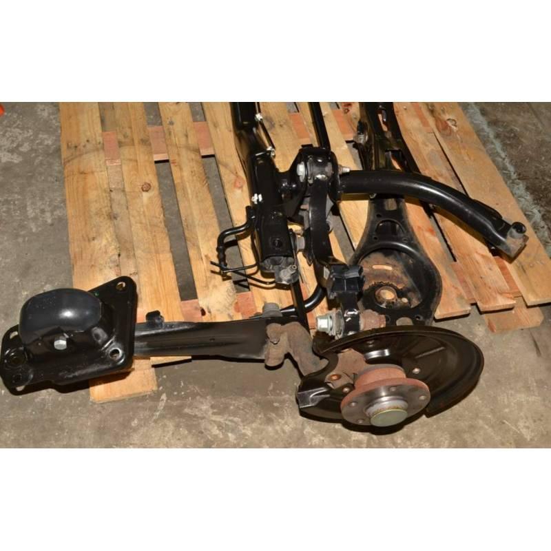 train arri re complet vendu sans freinage pour vw new beetle ref 1k0505315bh 1k0505315bm. Black Bedroom Furniture Sets. Home Design Ideas