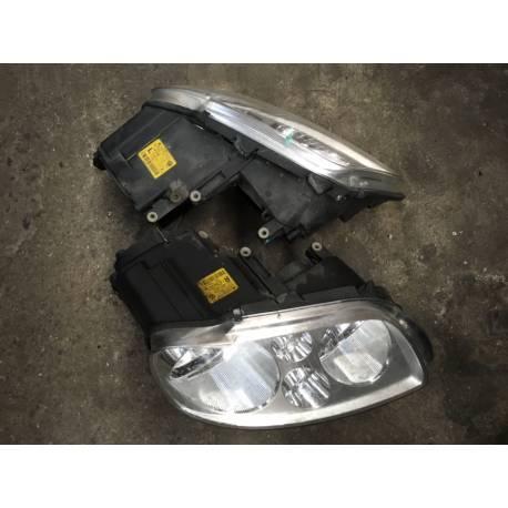 Lot de 2 optiques pour VW Touran phase 1 avec pattes de fixation cassées