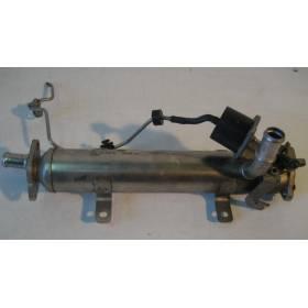 Refroidisseur des gaz d'échappement avec clapet / Vanne EGR ref 03L131512K pour 2L TDI