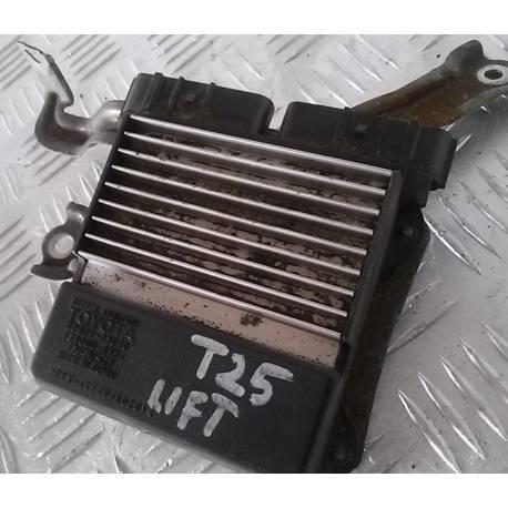 calculateur moteur pour toyota corolla verso 2 2 d4d 89871 71010 toyota sur pieces. Black Bedroom Furniture Sets. Home Design Ideas