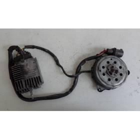 Calculateur de ventilateur + moteur Audi A4 ref 501 / 501G / 501T / 501R / 501F / 501AG / 501H / 501AD / 501AB / 8E0959501AH