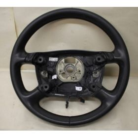Sport leather steering-wheel multiprocessing for Audi A3 / A5 / Q5 ref 8R0419091F WUL