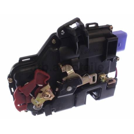 Serrure de centralisation avec contacteur de porte avant coté conducteur pour Audi A3 / A8 ref 4E1837015