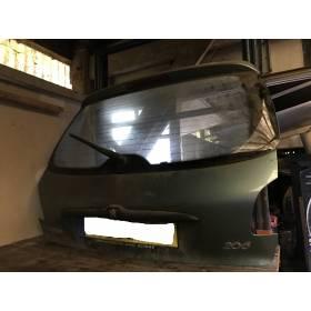 Malle arrière hayon pour Peugeot 206