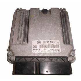 Calculateur moteur pour Seat Leon / Altea / Toledo 2L TFSI ref 0261S02476 / 1P0907115H