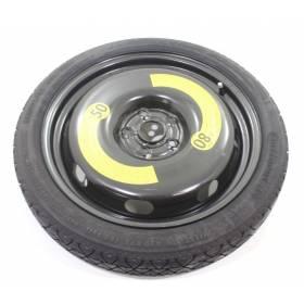 Galette roue de secours 125 70 R 16 pouces / entraxe 5X112 ref 1K0601027F / 1K0601027S / 1K0601027AL / 1K0601027AQ