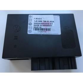 Boitier de commande centralisée pour système confort pour VW Passat 3B ref 1J0959799R / 1JO959799R