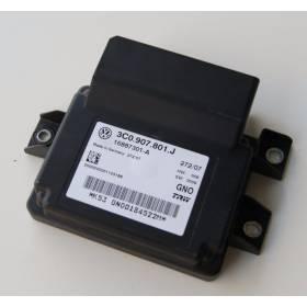 Calculateur frein de stationnement électromécanique VW Passat ref 3C0907801J / 3AA907801D / 3AA907801E / 3AA907801G / 3AA907801H