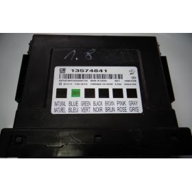 Boitier de commande centralisée pour système confort pour CHEVROLET CRUZE ref GM / 13574841