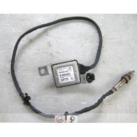 Calculateur avec capteur nox pour controleur des gaz d'echappement Audi Q5 ref 8R0907807A / 8R0907807G