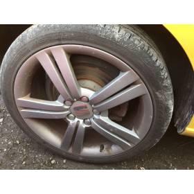 jante alu jante aluminium les roues ventes pi ces d tach es auto sur pieces. Black Bedroom Furniture Sets. Home Design Ideas