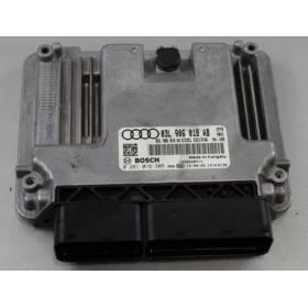 Calculator inyeccion motor diesel usado Audi 2L TDI EDC17C46 ref 0281016306 / 03L906018AB