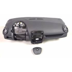 Planche de bord airbag Renault Clio 4 ref 985706588R / 985250096R / 682001858R / 893R / 265R / 184R / 861R / 620161600E