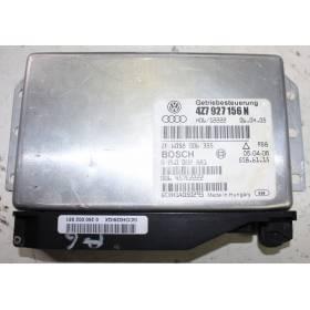 Calculateur électronique pour boite automatique pour Audi A6 Allroad ref 4Z7927156N / 0260002881