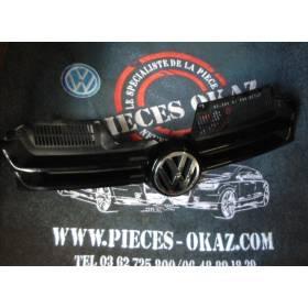 Calandre pour VW Golf 5 coloris noir code peinture LC9Z