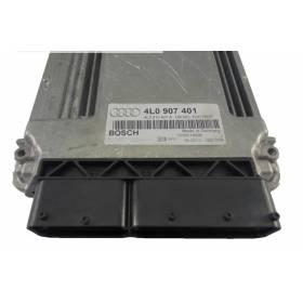 Calculator inyeccion motor dieselusado para Audi Q7 ref 4L0907401 / 4L0910401A