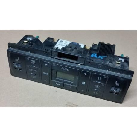 Unité de commande d'affichage pour climatiseur / Climatronic pour Audi A4 ref 8D0820043N