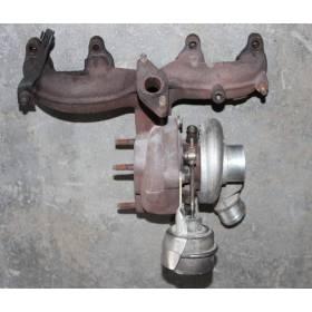 Turbo d'origine pour VW Polo / Seat Ibiza / Cordoba  / Skoda Fabia 1L9 TDI ref 038253019P / 038253056C / 038253056CX