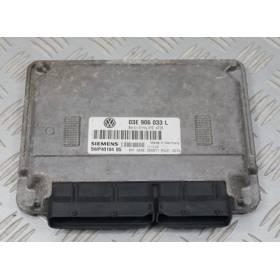Engine control for Seat Ibiza / Cordoba 1L2 engine gasoline AZQ ref 03E906033L / 5WP40194 05 / 5WP4019405