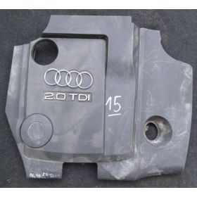 Cache tubulure pour Audi A4 2L TDI ref 03G103925AS