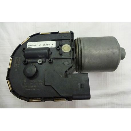 Wiper motor Audi A3 8P ref 8P1955119A / 8P1955119B / 8P1955119C / 8P1955119E / 0390241995 / 0390241783