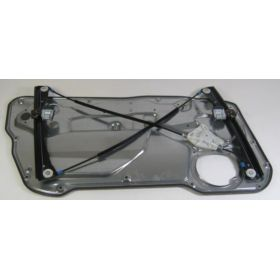 Mechanism of front right side window winder 3 doors for Seat Ibiza type 6L