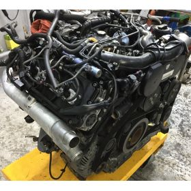 engine motor 3L V6 TDI type BUG / BUN