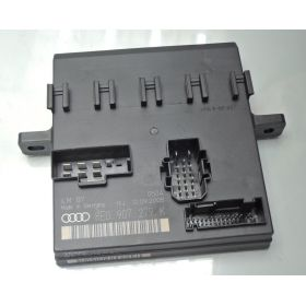 onboard supply control unit Audi A4 ref 8E0907279K / 8E0907279M