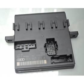 Organe de commande de réseau de bord pour Audi A4 ref 8E0907279K / 8E0907279M