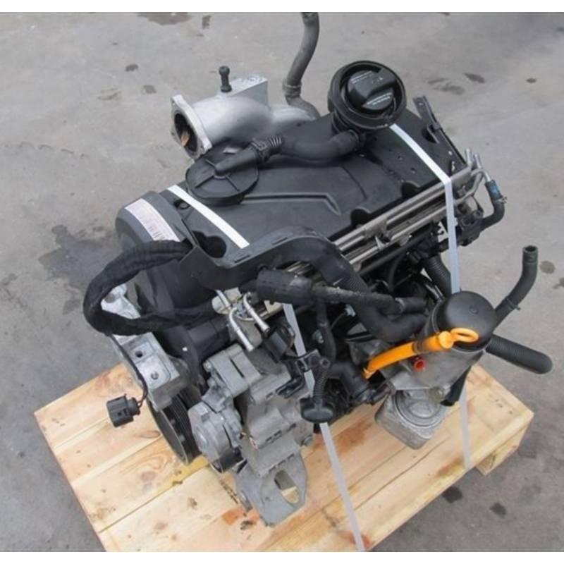 moteur 1l9 tdi 130 cv nu sans injection type asz pour audi