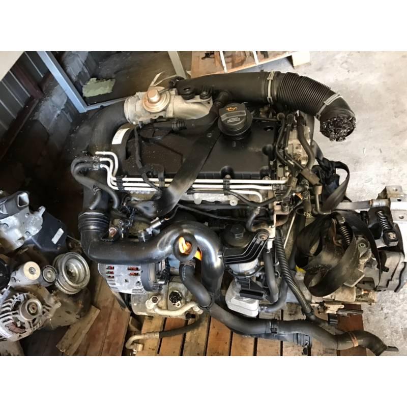moteur tdi 1l9 tdi 105 cv type bxe pour vw audi seat skoda moteur diesel sur pieces. Black Bedroom Furniture Sets. Home Design Ideas