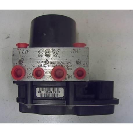 Bloc ABS pour VW / Seat / Skoda 6Q0614117L / 6Q0614117M / 6Q0614117R / 6Q0907379R / 6Q0907375R / 6Q0907375AA