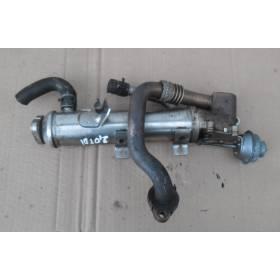 Refroidisseur pour recirculation des gaz d'échappement pour 2L TDI ref 03L131512AH