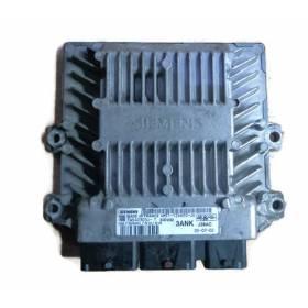 Calculateur moteur pour Ford Focus 1.8 TDCI 115 ref 4M51-12A650-JK / 5WS40303J-T