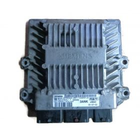 Engine control for Ford Focus 1.8 TDCI 115 ref 4M51-12A650-JK / 5WS40303J-T