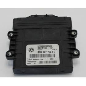 Calculateur électronique pour boite de vitesses automatique ref 09G927750FE