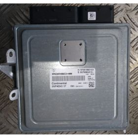 Engine control PANAMERA ECU 970618601