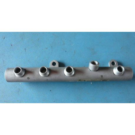Rampe d'injection gauche Audi / VW / Marine Motor ref 059130089AB / 059130758E / 8M0066656 / 8M0066680 capteur en option