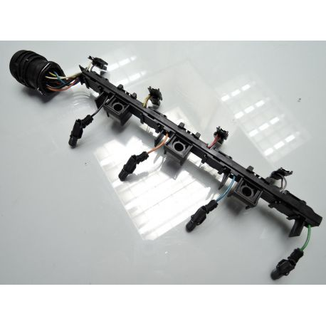 Faisceau câble adaptateur pour système injection injecteur pompe pour 2L TDI ref 03G971600 / 03G971600C / 03G971033 / 03G971033D