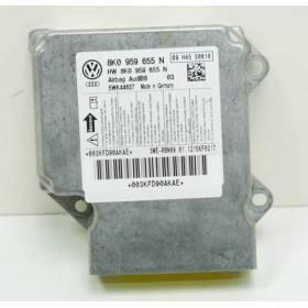 Calculateur airbag pour Audi A4 / A5 / RS5 ref 8K0959655N