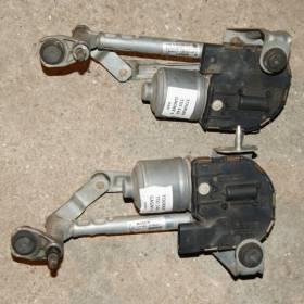 Lot de 2 moteurs d'essuie-glace avant pour VW Touran