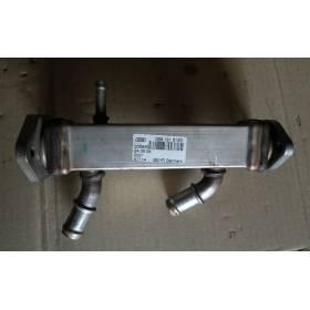 Refroidisseur pour recirculation des gaz d'échappement Audi / VW / Skoda ref 059131513D